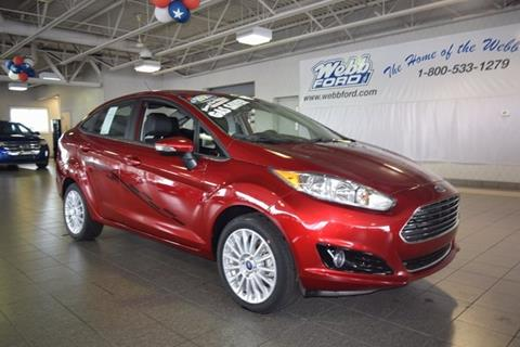 2014 Ford Fiesta for sale in Highland, IN