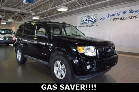 2012 Ford Escape Hybrid for sale in Highland, IN