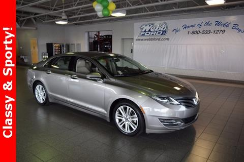 2016 Lincoln MKZ for sale in Highland, IN