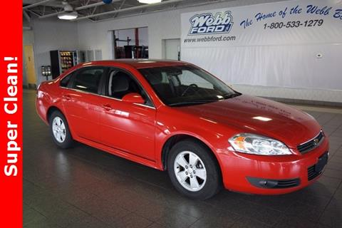2011 Chevrolet Impala for sale in Highland, IN