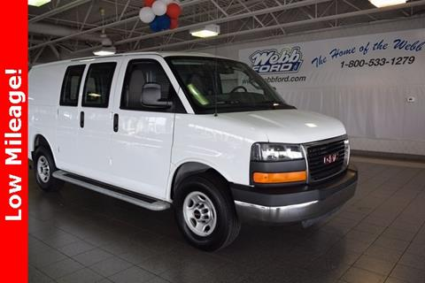 2016 GMC Savana Cargo for sale in Highland, IN