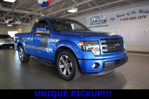 2014 Ford F-150 for sale in Highland, IN