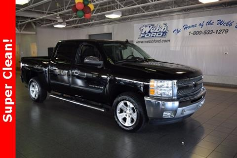 2013 Chevrolet Silverado 1500 for sale in Highland IN