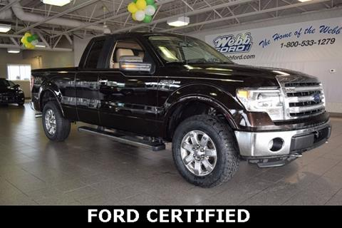 2013 Ford F-150 for sale in Highland, IN