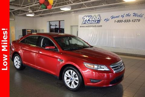 2010 Ford Taurus for sale in Highland, IN