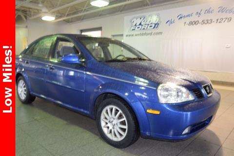 2004 Suzuki Forenza for sale in Highland IN