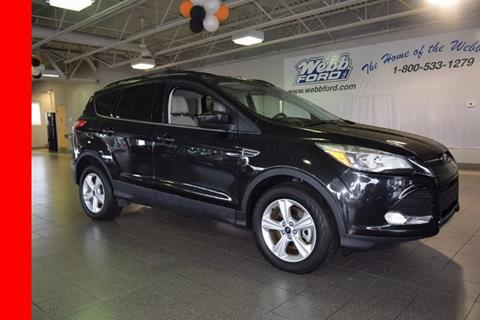 2015 Ford Escape for sale in Highland, IN