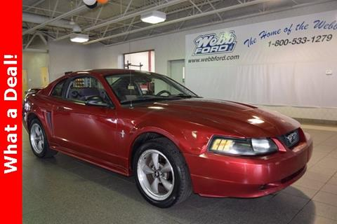 2003 Ford Mustang for sale in Highland, IN