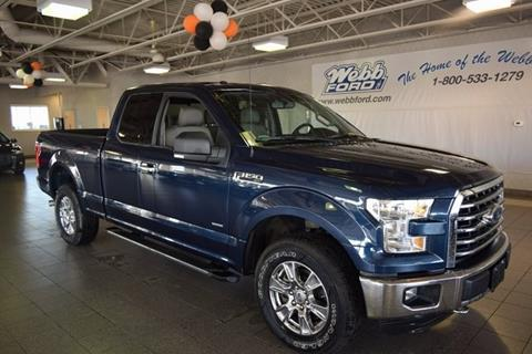 2015 Ford F-150 for sale in Highland, IN
