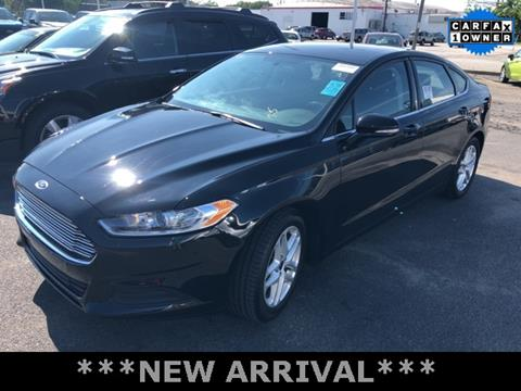2016 Ford Fusion for sale in Highland, IN