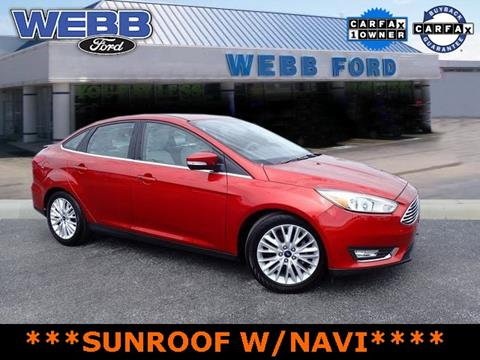 2018 Ford Focus for sale in Highland, IN