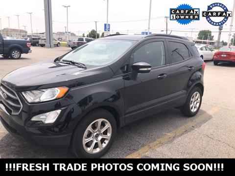 2018 Ford EcoSport for sale in Highland, IN