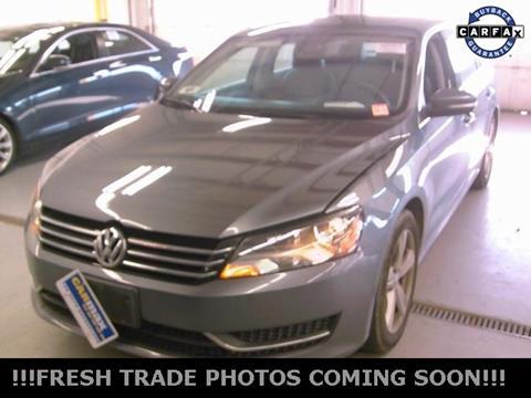 2013 Volkswagen Passat for sale in Highland, IN