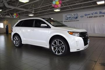 2014 Ford Edge for sale in Highland, IN
