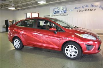 2011 Ford Fiesta for sale in Highland, IN