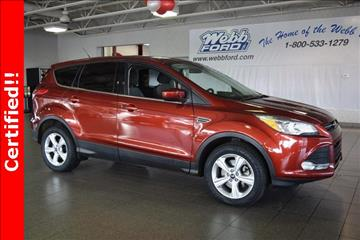 2014 Ford Escape for sale in Highland, IN