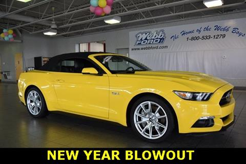 2015 Ford Mustang for sale in Highland, IN