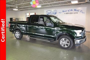 2016 Ford F-150 for sale in Highland, IN