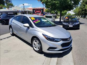 2016 Chevrolet Cruze for sale in Kerman, CA