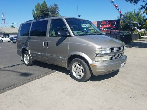 2005 Chevrolet Astro for sale in Kerman, CA
