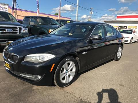2013 BMW 5 Series for sale in West Hartford, CT