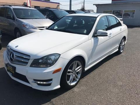 2013 Mercedes-Benz C-Class for sale in West Hartford, CT