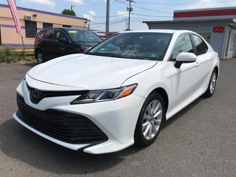 2018 Toyota Camry for sale in West Hartford, CT