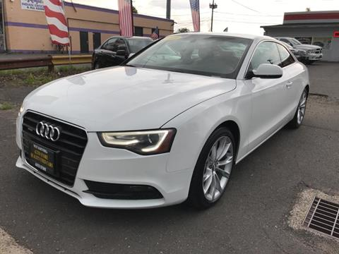 2013 Audi A5 for sale in West Hartford, CT
