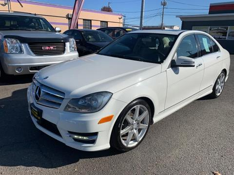 2012 Mercedes-Benz C-Class for sale in West Hartford, CT
