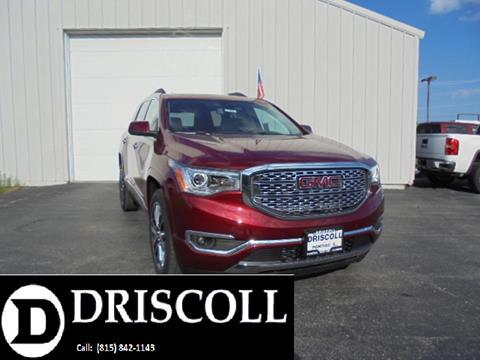 2017 GMC Acadia for sale in Pontiac IL