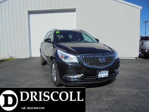 2013 Buick Enclave for sale in Pontiac IL