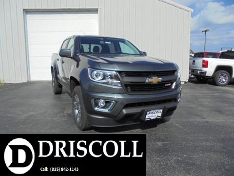 2017 Chevrolet Colorado for sale in Pontiac, IL