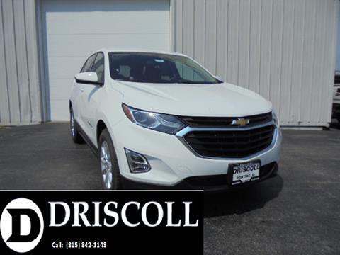 2018 Chevrolet Equinox for sale in Pontiac, IL