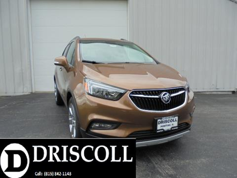 2017 Buick Encore for sale in Pontiac, IL