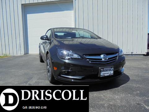 2016 Buick Cascada for sale in Pontiac IL