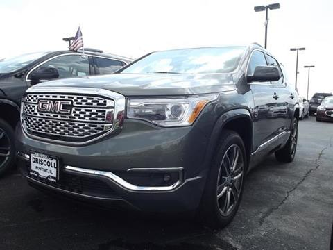2018 GMC Acadia for sale in Pontiac, IL