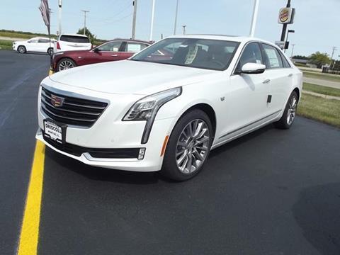 2018 Cadillac CT6 for sale in Pontiac, IL