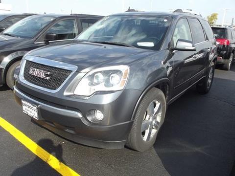 2011 GMC Acadia for sale in Pontiac, IL