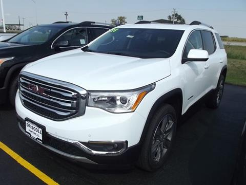 2018 GMC Acadia for sale in Pontiac IL