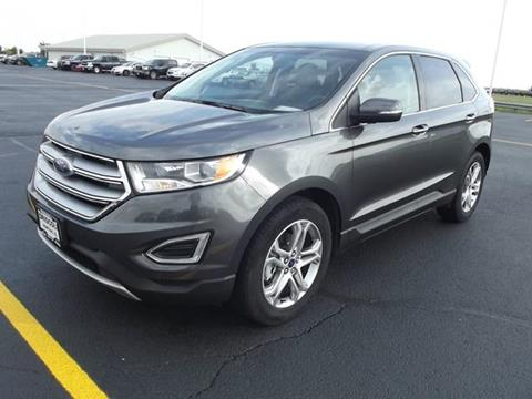 2015 Ford Edge for sale in Pontiac, IL