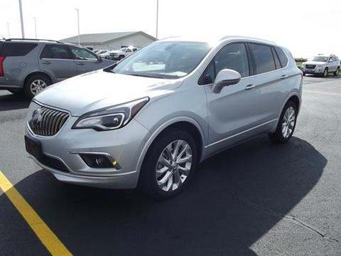 2016 Buick Envision for sale in Pontiac, IL