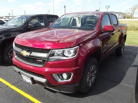 2018 Chevrolet Colorado for sale in Pontiac, IL