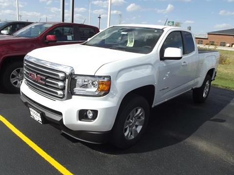 2018 GMC Canyon for sale in Pontiac, IL