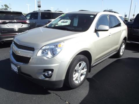 2013 Chevrolet Equinox for sale in Pontiac IL