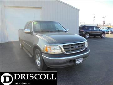 2002 Ford F-150 for sale in Pontiac, IL