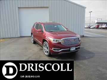 2017 GMC Acadia for sale in Pontiac, IL