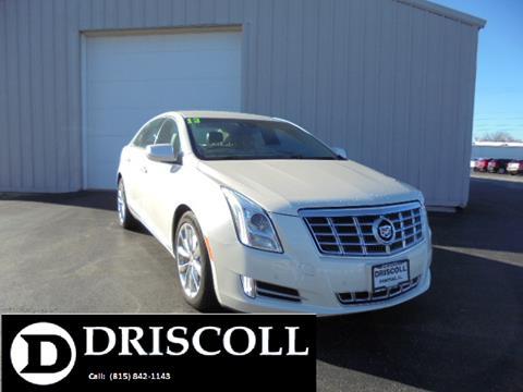 2013 Cadillac XTS for sale in Pontiac, IL