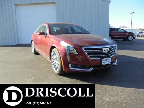 2017 Cadillac CT6 for sale in Pontiac, IL