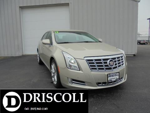 2013 Cadillac XTS for sale in Pontiac IL