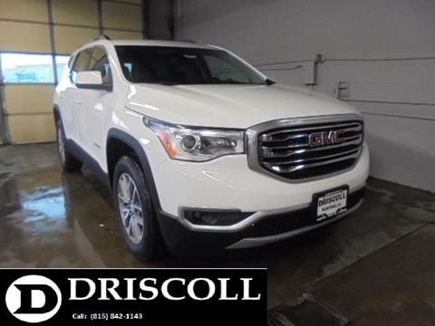 2017 GMC Acadia for sale in Pontiac IL